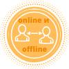 онлайн и оффлайн проведения занятий